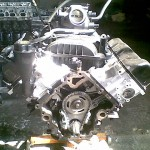 Auto Engine Rebuilding