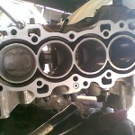 automotive engine overhaul